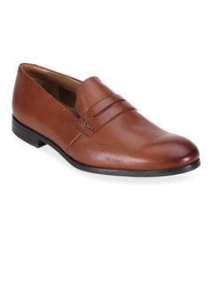 Formal Slip-on Brown