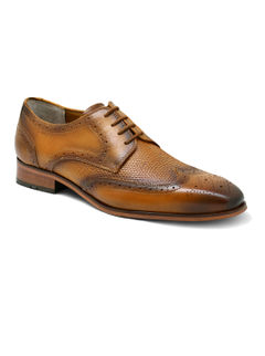 Occasion Lace-up – Tan