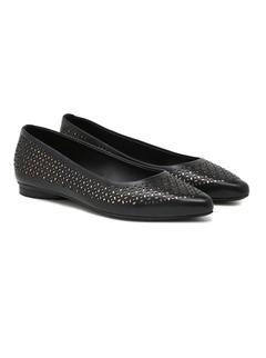Ballerina Shoes- Black
