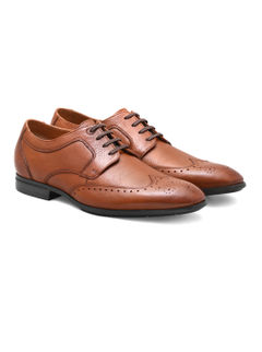 Ergotech lite Lace-up - Tan