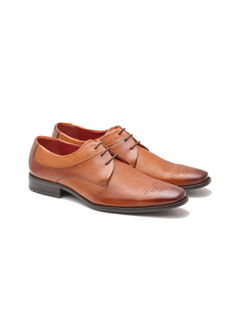 Occassion Lace Up - Tan