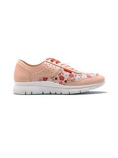 Peach Sports Shoes