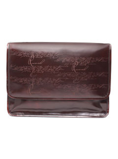 Red Laptop Bag