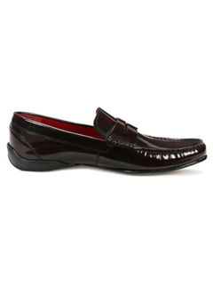 Occasion Slip-on - Burgundy