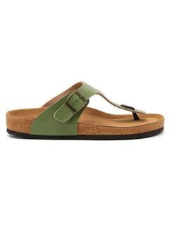 Cygna green Sandals