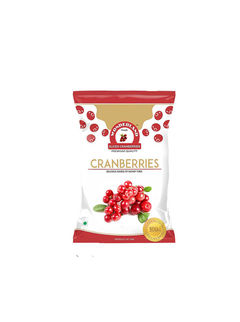 Dried Whole Cranberries 200gm