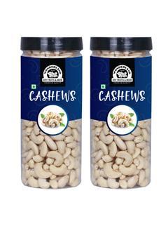 Wonderland Foods Plain Raw Cashews - 1 KG