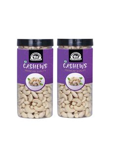 Wonderland Foods Premium Whole (W240) Cashew Nuts 1 KG (Better Quality Than W270)