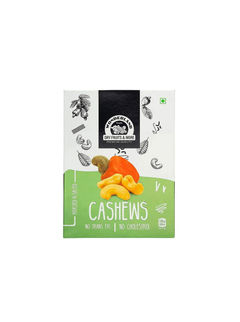 Roasted & Salted Cashews 1kg (200gm x 5)