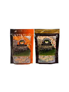 California Almonds 200gm & Raw Cashews 200gm