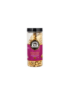 Roasted Makhana Chaat Masala 200gm (100gm x 2)