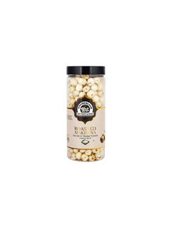 Roasted Makhana Sea Salt & Vinegar 200gm (100gm x 2)