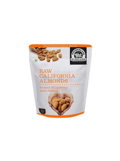 Wonderland Foods California Raw Almonds (900 G)