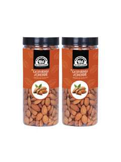 Wonderland Foods Premium Hand Picked Bold Quality Almonds - 1 KG