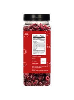 WONDERLAND FOODS  Sliced Cranberry, 200g In Jar