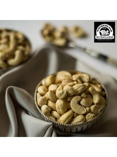 Raw Cashew Nuts Dry Fruits 250 grams