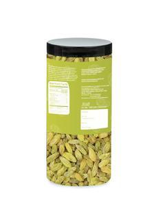 Premium Dry Fruits Combo Pack of (500g Almonds + 500g Raisin, 1Kg in Jar)
