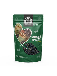 Wonderland Foods Whole Black Pepper 250g