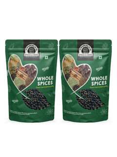 Wonderland Foods Whole Black Pepper (Kali Mirch) 500g (2 x 250g Each)