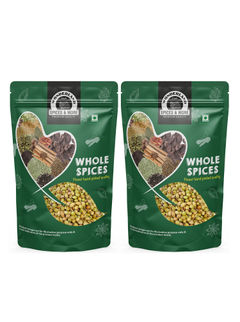 Wonderland Foods Whole Coriander Seeds (Sabut Dhaniya) 500g (2 x 250 g)