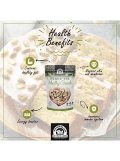 WONDERLAND FOODS Daily Needs Dry Fruits Combo Pack 1 Kg (Almonds 250g, Cashews 250gm, Pistachios 250g, Raisins 250g) with 50g sanitizer