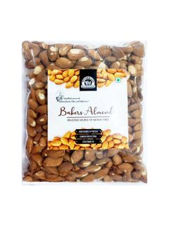 Wonderland Foods Bakers Almonds 500 Grams