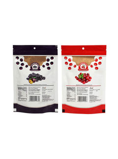 Dried Prunes 200gm + Dried Whole Cranberries 200gm