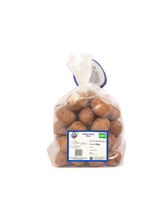 Wonderland Foods Premium California Inshell Walnuts 500 Grams (Akhrot with Shells Jumbo Size)