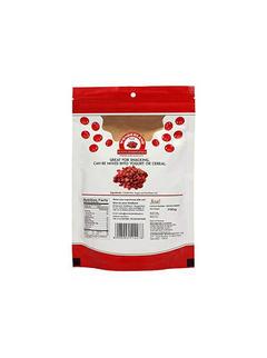 Wonderland Foods Premium Quality Dried Sliced Cranberries, 200G