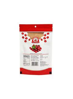 Wonderland Foods Premium Quality Dried Whole Cranberries, 200G