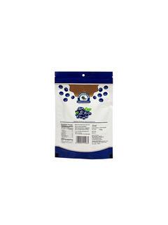 Wonderland Foods Premium Quality Low-Sugar Dried Blueberries 150G Pack