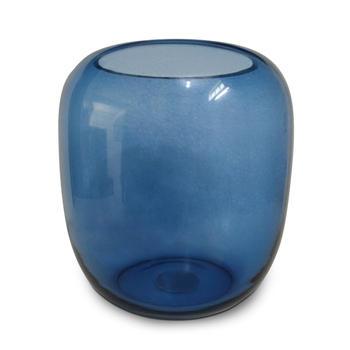 Blue Spring Vase