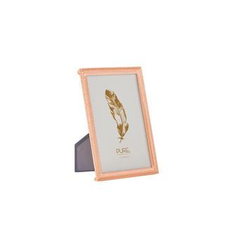 Medium Textured Golden Tabletop Frame
