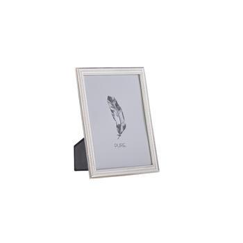 Large Modern Silver Tabletop Frame