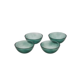 Set of 4 Green small Bowl