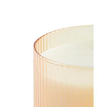 Large Beige Summer Night Jar Candle