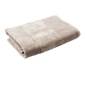 Linen Combed Cotton Bath Towel