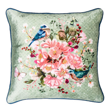 Bouquet of Spring Cushion Cover