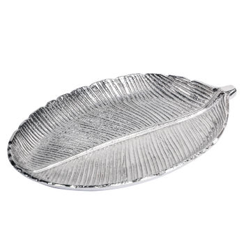 Small-Silver-Oblong-Leaf-Platter-