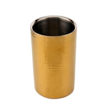Golden Hammered Champagne Cooler