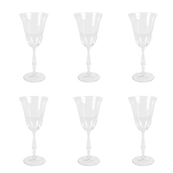 Set of 6: Small Branta Red Wine Glass