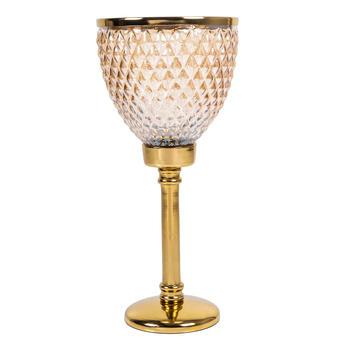 Golden Glass Small Nova Hurricane