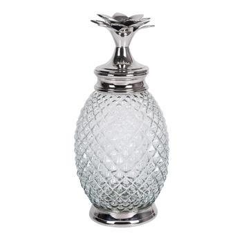 Pineapple Glass Centrepiece
