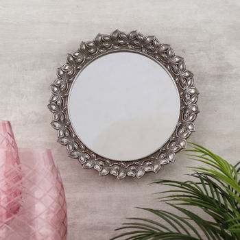 Silver Golden Decorative Mirror Wallart