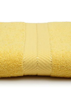 Stellar Home Crystal Collection - Mimosa Colour Hand Towel, GSM - 380 (100% Cotton, 40 x 60 cms)