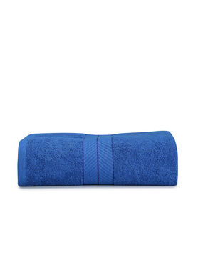 Stellar Home Crystal Collection - Extra Large Sapphire Blue 1 Piece Bath Towel, GSM - 380 (100% Cotton, 90 x 180 cms)