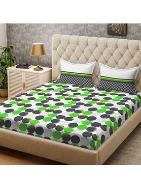Stellar Home Iris Double Size Bed Linen