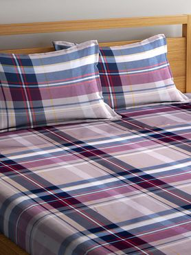 Stellar Home Trinity Double Size Bed Linen