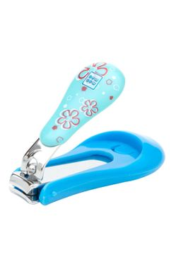Mee Mee Gentle Protective Nail Clipper (Blue)