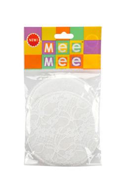 Mee Mee Washable Maternity Nursing Breast Pads (2 Pcs)